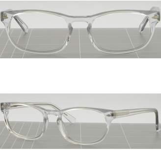 1d5dc641feb at Amazon Canada · LuGao Men Women Plastic Acetate Frame Prescription  Glasses Spring Hinges Translucent