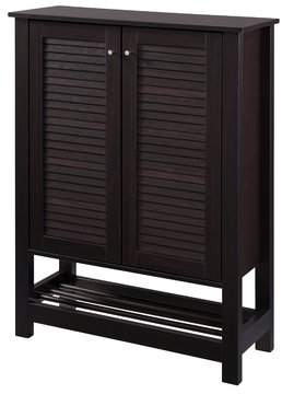 Co Darby Home 15-Pair MDF Shoe Storage Cabinet