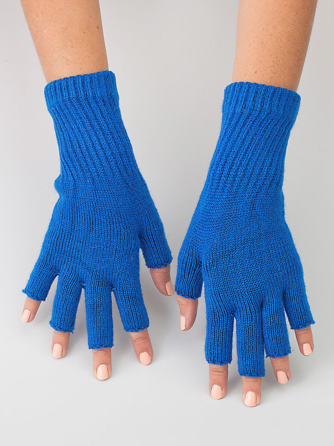 American Apparel Unisex Acrylic Fingerless Glove