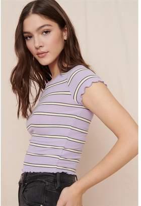 fb7e6440081864 Garage Purple Tops For Women - ShopStyle Canada