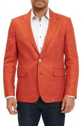 Men's Robert Graham Papua Linen Sport Coat $598 thestylecure.com