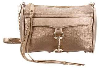 Rebecca Minkoff Metallic leather Shoulder Bag
