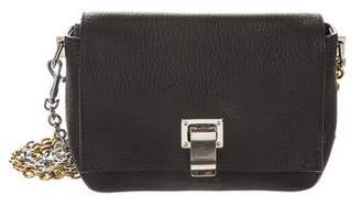 Proenza Schouler Leather Courier Crossbody Bag