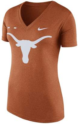 Nike Women's Texas Longhorns Striped Bar Tee