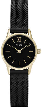 Cluse CL50023 La Vedette mesh and stainless steel watch