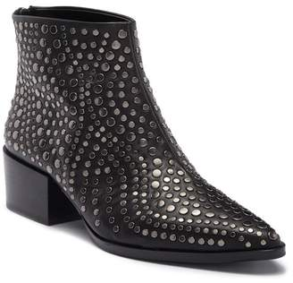 Vince Camuto Edenny Studded Pointy Toe Bootie (Women)