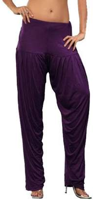 Maple Clothing Patiala Style Baggy Pants for Women Harem Style Indian Clothing