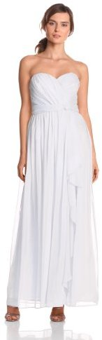 Jessica Simpson Women's Strapless Gown