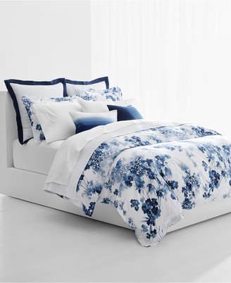 Lauren Ralph Lauren Flora 3-Pc. Cotton King Duvet Cover Set Bedding