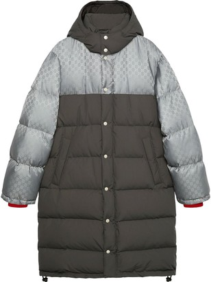 f4b66811d Gucci Mens Gg Nylon Jacket - ShopStyle