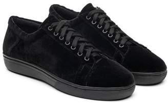 Natori Velvet Sneakers