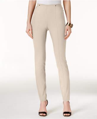 Alfani Petite Pull-On Skinny Ankle Pants