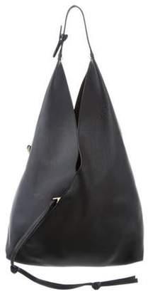 Loewe Bicolor Sling Bag Navy Bicolor Sling Bag