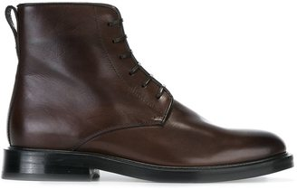 Paul Smith lace-up boots $625 thestylecure.com