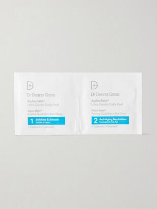 Dr. Dennis Gross Skincare Alpha Beta Ultra Gentle Daily Peel, 30 X 2.2ml