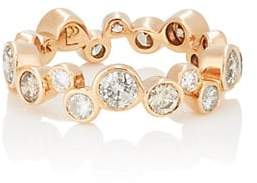 Pamela Love Fine Jewelry Women's Large Paillette Band - Rose Gold