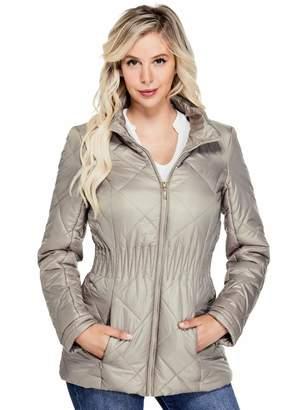 Factory Guess Women's Chai Packable Puffer Jacket