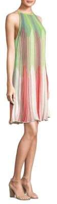 M Missoni Ombre Intarsia Shift Dress