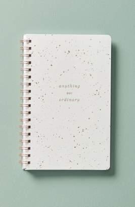 Anthropologie Mila Spiral Journal