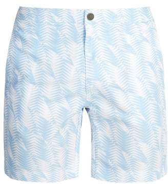 Onia Calder Swim Shorts - Mens - Light Blue