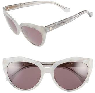 Balenciaga Paris 56mm Sunglasses
