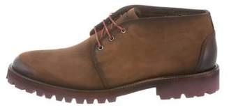 Donald J Pliner Nubuck Desert Boots w/ Tags
