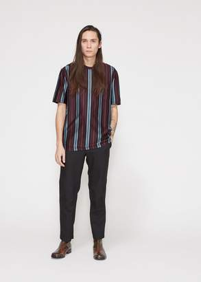 Lanvin Vertical Striped Tee