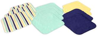 Baby's First By Nemcor Set of 12 Assorted Terry Washcloths
