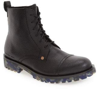 Calvin Klein Jeans 'Nex' Cap Toe Boot (Men)