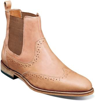 Stacy Adams M2 Wingtip Chelsea Boot