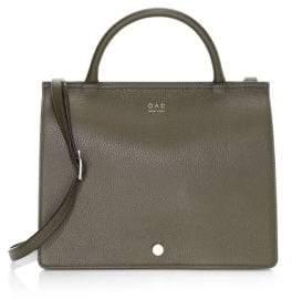 OAD Prism Pebbled Leather Crossbody Bag