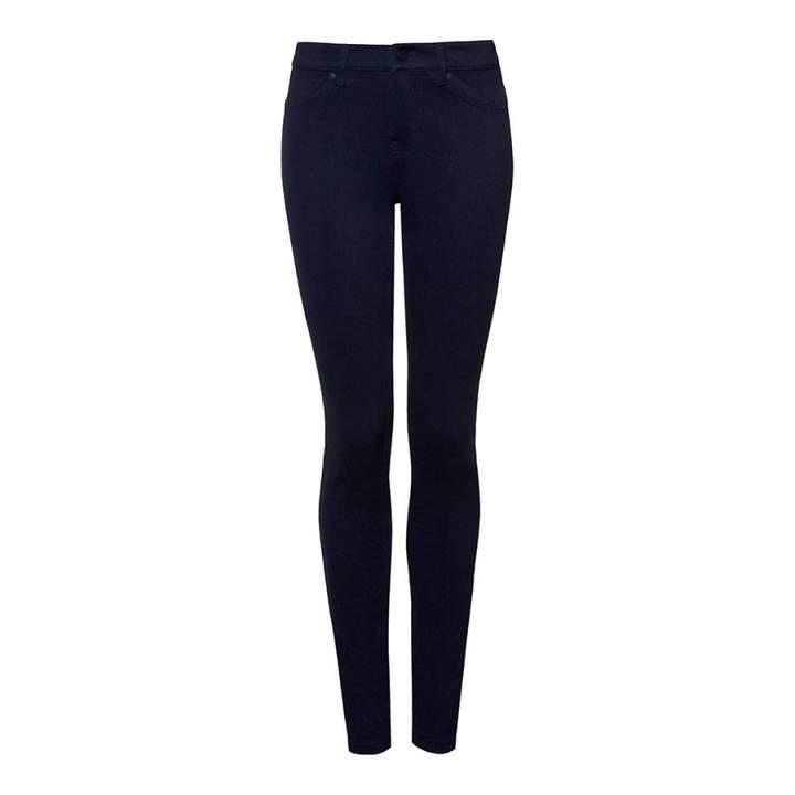Midnight Wash Briana Skinny Cotton Stretch Jeans