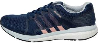 adidas Womens Adizero Tempo 8 Boost Lightweight Stability Running Shoes Mystery Blue/Still Breeze/Night Navy