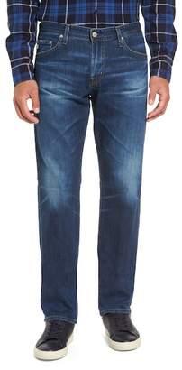 AG Jeans Graduate Slim Straight Leg Jeans (Courts)