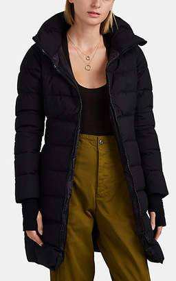 Herno Women's Laminar Hooded Puffer Coat - Black
