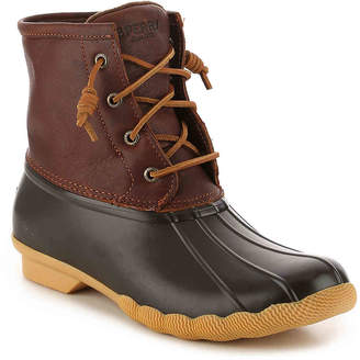 Sperry Saltwater Leather Duck Boot - Women's