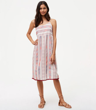 LOFT Beach Veranda Dress $79.50 thestylecure.com