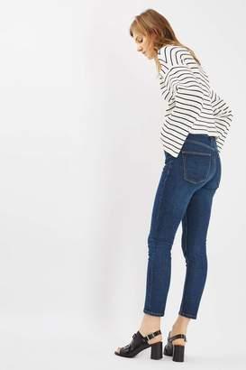 Topshop Petite MOTO Indigo Orson Jeans