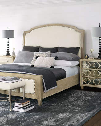 Bernhardt Santa Barbara California King Sleigh Bed