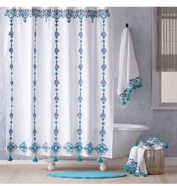 Aloka Shower Curtain
