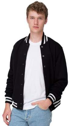 American Apparel Men's Heavy Terry Club Jacket