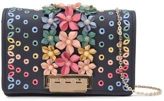 Zac Posen Earthette floral crossbody bag