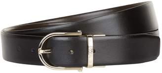 HUGO BOSS Reversible Leather Belt