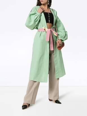 N. Duo Its Robe O'clock belted kimono jacket