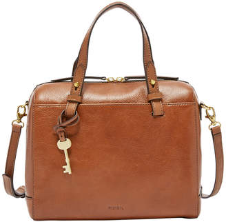 Fossil ZB7256200 Rachel Double Handle Satchel