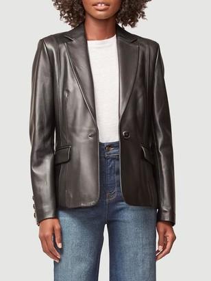 Frame Leather Schoolboy Blazer