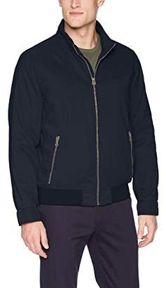 Dockers The Cliff Barracuda Microtwill Bomber Jacket