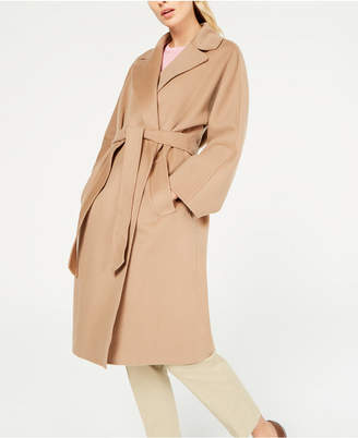 Max Mara Ted Tie-Front Trench Coat
