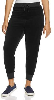 Juicy Couture Black Label Plus Black Label Zuma Velour Jogger Pants - 100% Exclusive