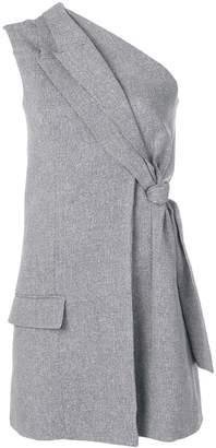 Dion Lee Mirror Lapel dress